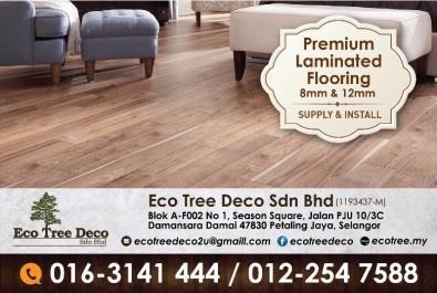 Pakar Lantai Kayu Eco Tree Deco Sdn Bhd - Beraneka Macam Pilihan Motif Parket