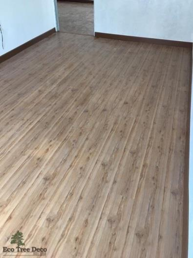 Quality Laminate Flooring On Invaber Composite Wood Pressed
