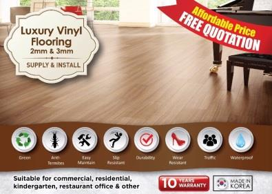 Eco Tree Deco Sdn Bhd - Protected 10-year Residential Wear Guarantee