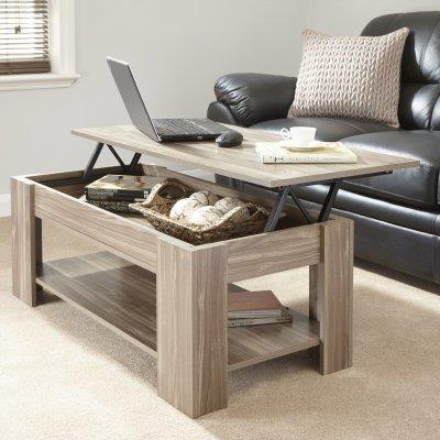 Transform Living Room - Kimberly Lift-top Coffee Table