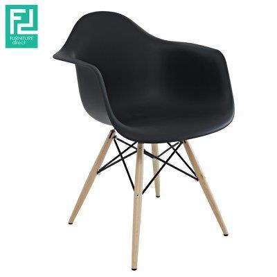 Arm Chair - Furniture Direct Doris Plastic Arm