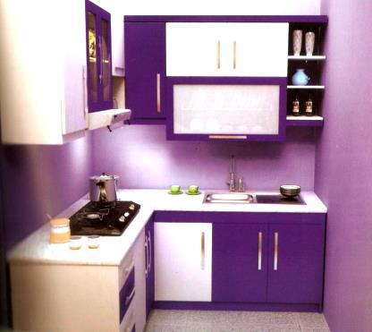 Menjadikan Dapur On Invaber Warna