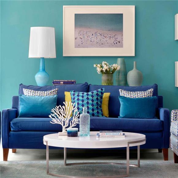 Matt Paint - Living Room