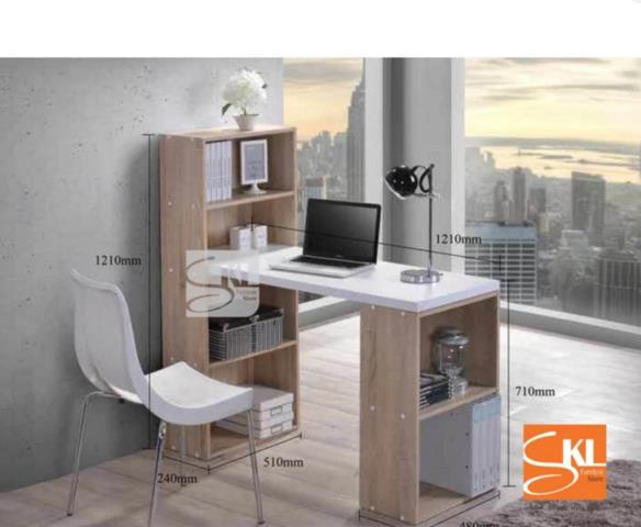 With Book Shelf - Month Warranty Manufacturer Defect