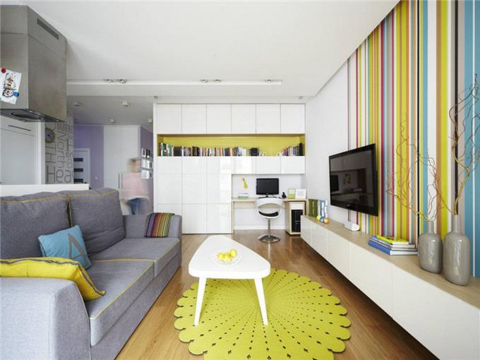 Dekorasi Ruang Tamu Kecil Mungkin Perlu Ubah Balik