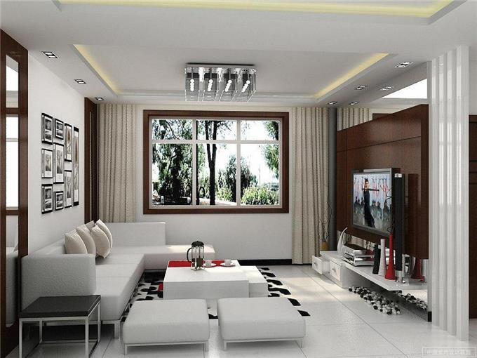 reka bentuk hiasan dalaman teres home interior design services Senarai Tips Dekorasi Ruang Tamu - Trik Dekorasi Ruang Tamu Kecil