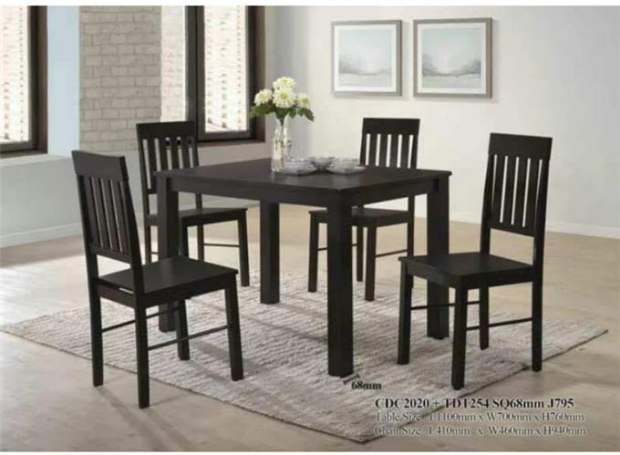 High Quality Material - Kitchen Z Solid Wood Dining