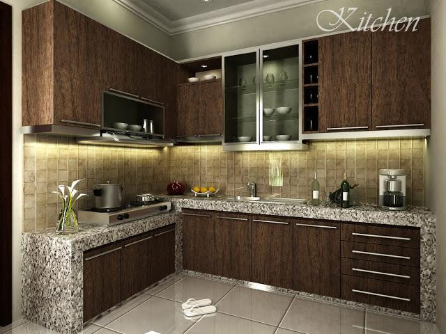 Dapur Kecil Bagaimanakah Deco Supaya