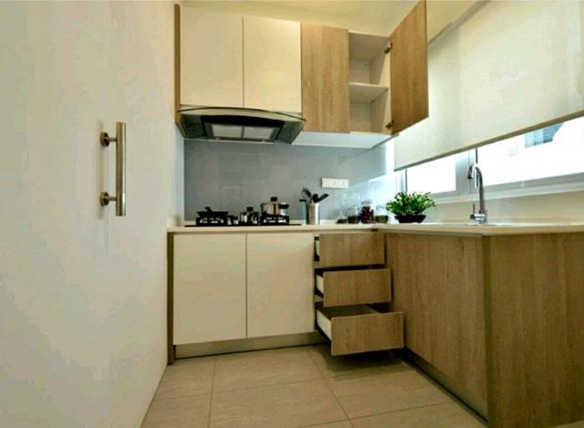 Reka Bentuk Dapur Rumah Di