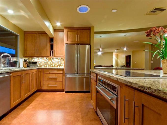 Hot Trend - Gorgeous Kitchen Floors