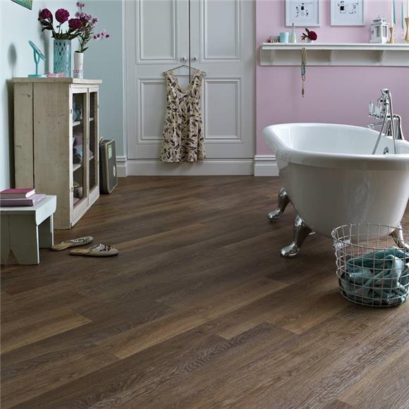 Oak Planks - Limed Oak Planks Feature