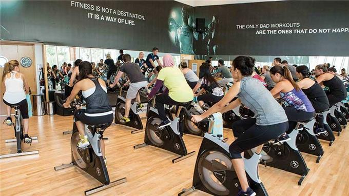 Way Stay In - Group Exercise Classes