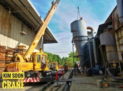 Kim Soon Crane Services - Models Provide High-value Lifting Solutions