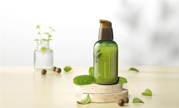 The Green Tea Seed Serum - Moisture Barrier Keep Skin Moisturized