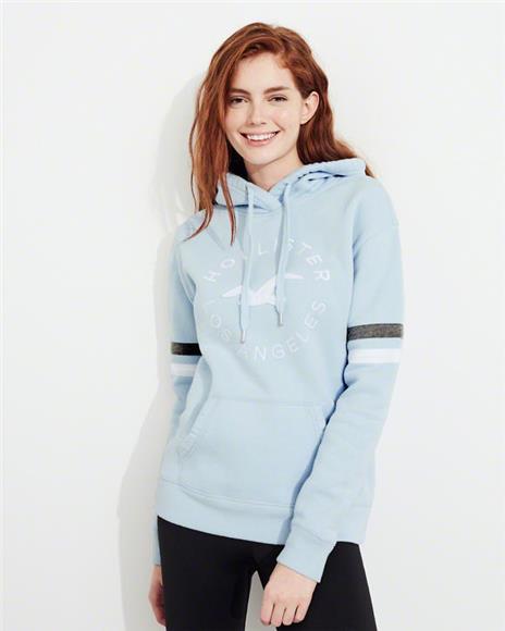 e6a1b03d12fb Logo Graphic Hoodie on Invaber - Supersoft Fleece Sweatshirt ...